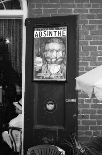 New Orleans Absinthe