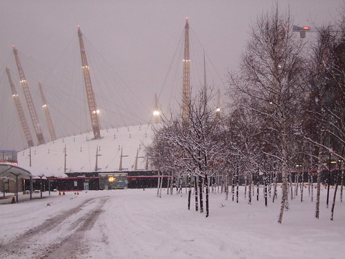 Snow and the Dome