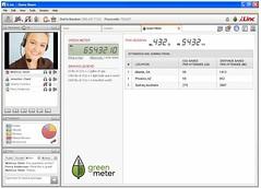 iLinc Green Meter screen shot