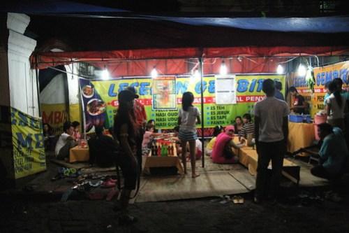 Nasi Gudeg Warung in Yogya