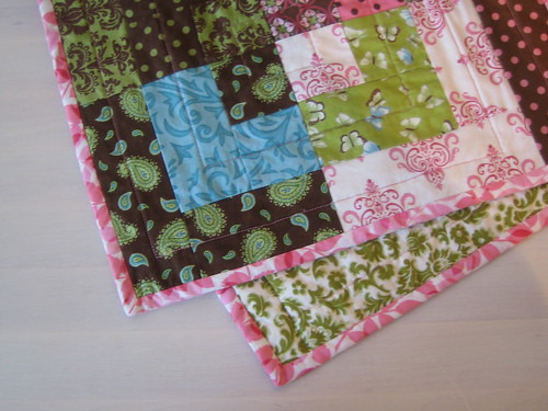 Daydreams quilt bilding