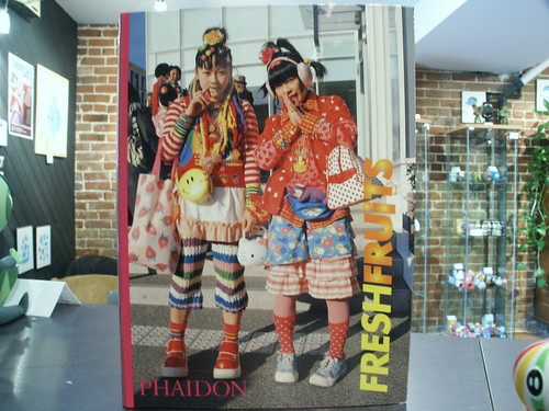 fresh fruits - shoichi aoki - phaidon