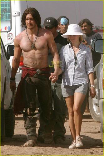 jake gyllenhaal como el principe de persia por ti.