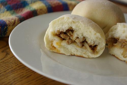 baked bao