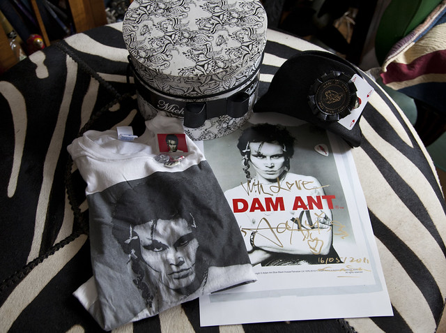 Photo - Items Donated to UNICEF Auction for Action
