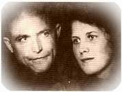 Gustav Klucis. Gustav Klucis y Valentina Kulagina. 1922.