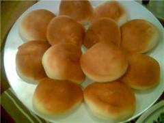 Baked mantao