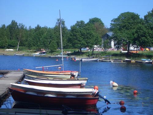 Nationaldag vid Landvettersjön
