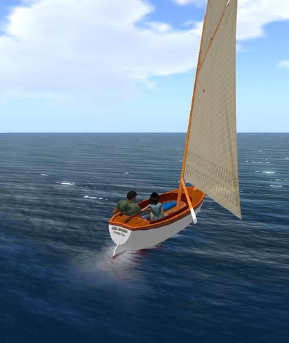 Sailing 6-13-2008