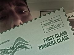 Massachusetts Absentee Ballot Envelope