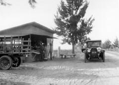 Knott's original berry stand, Buena Park, circ...