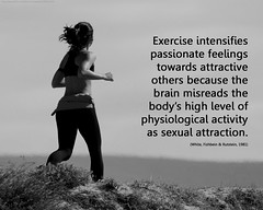 exercise makes you horny