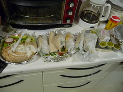 Our La Fiesta Feast!
