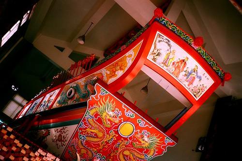 東隆宮-王船祭的大王船