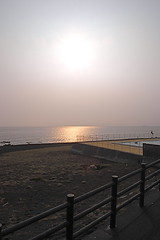 Sunset at Ko-bo beach