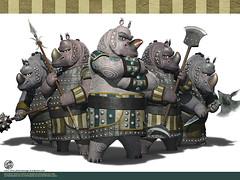 Rhinos - CLIQUE AQUI PARA FAZER O DOWNLOAD DESTE WALLPAPER
