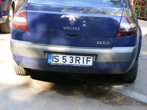 Megare Serif