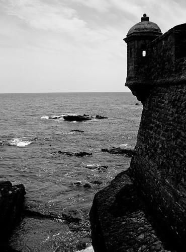 Castle on the Sea, Spain