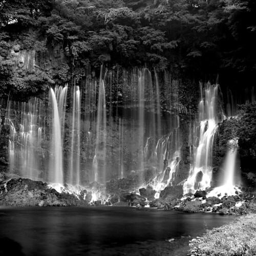 白糸の滝 #01