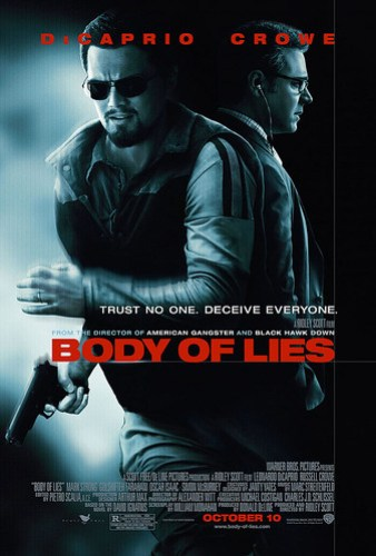 Body of Lies Movie Poster by divxplanet.