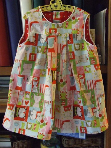 kitty dress front