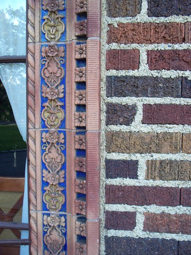 Detail - Window Brick and Trim