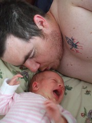 Flora and Daddy