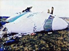 Pan Am 103 Cockpit