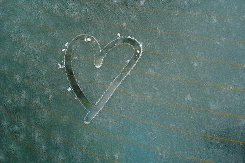 Frozen heart