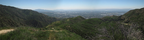 Placerita Canyon Loop Pano 02