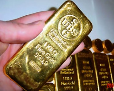 gold cast bar