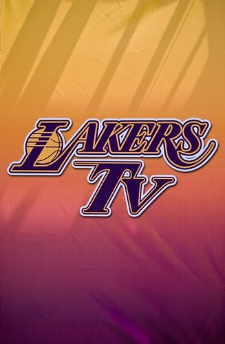 Lakers TV Poster