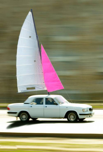 Sailor Car