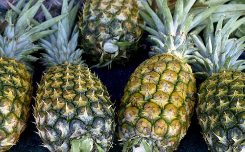 Pineapples, Kauai