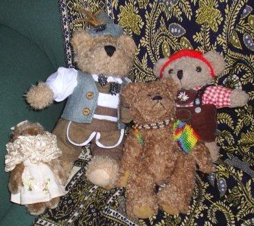Light brown bears rule!