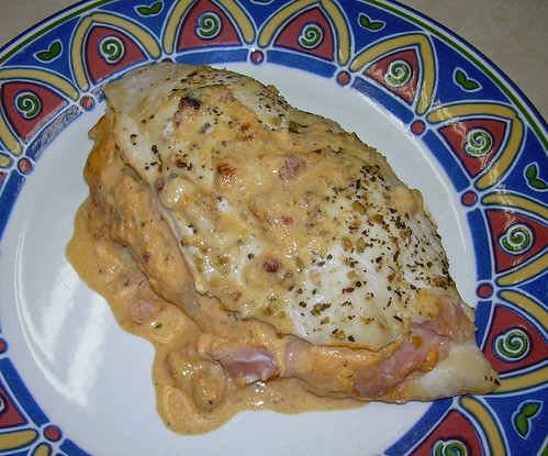 Stuffed Chicken a la D