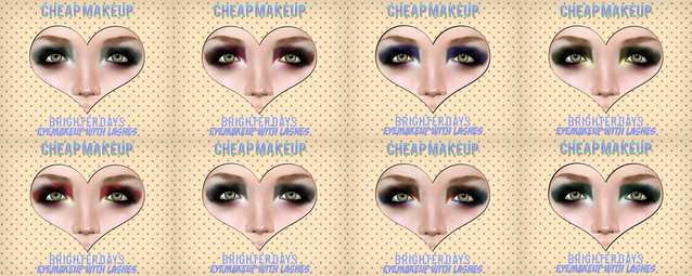 brighter days eye makeup