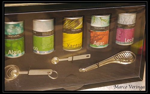 A retail set of ingredients to use