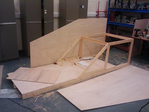 Sandpit Construction 2