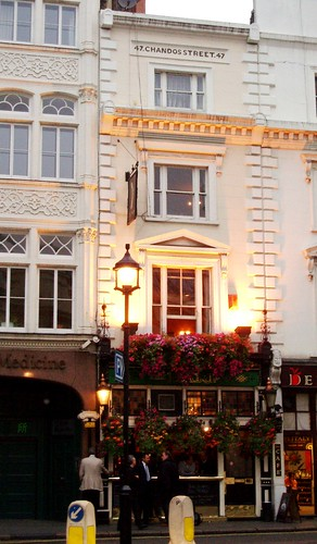 The Harp (Covent Garden WC2)