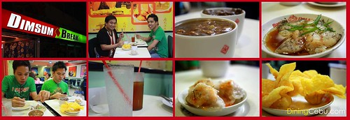 Chinese Restaurant in Cebu: Dimsum Break