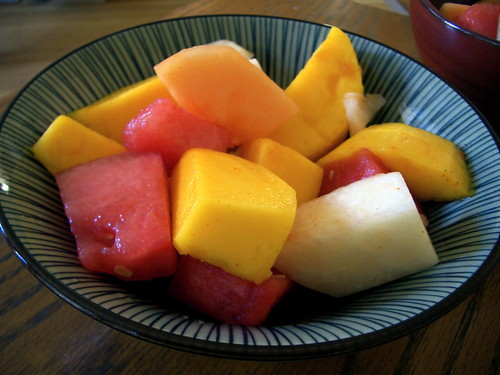 Satisfying Street Stall Fruit
