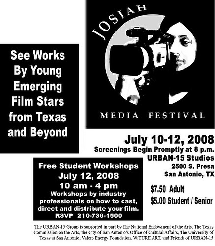 Josiah Youth Media Festival 2008