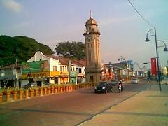 Sg Petani clock tower