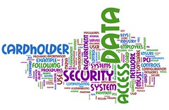 Information Security Wordle: PCI Data Security...