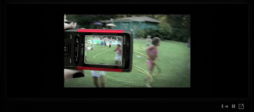 Spike Lee Nokia film screengrab