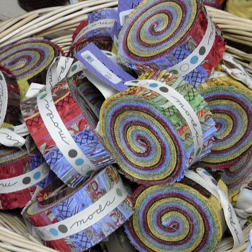 Basket of Jelly Rolls