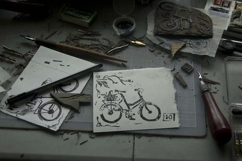 cycling - in progress