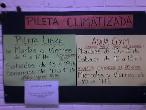 horarios de la pileta climatizada - parque chacabuco - ago-08