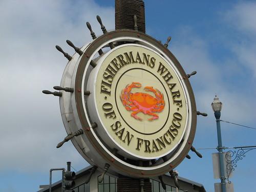 Fisherman's Wharf of San Francisco